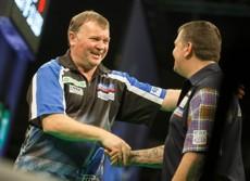 Terry Jenkins gewinnt überrachend gegen Gary Anderson