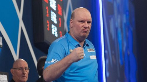 Vincent van der Voort Darts WM