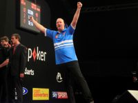 Vincent van der Voort besiegt Phil Taylor beim PDC World Grand Prix 2015