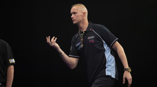 Wesley Harms ab sofort bei der Professional Darts Corporation