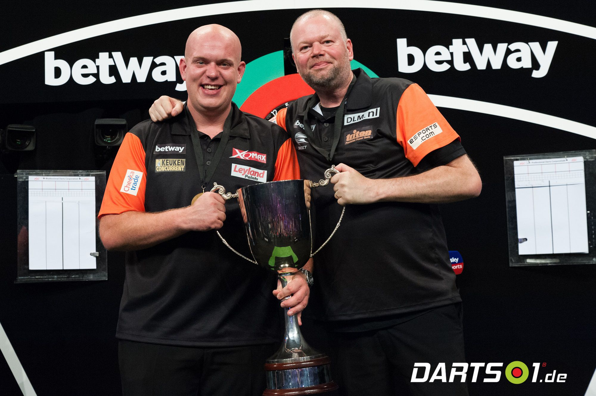 darts world cup 2019