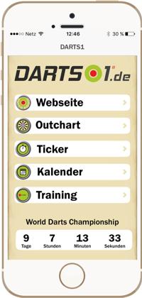 Darts 1 App