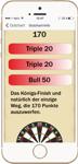 Darts 1 App - Finish