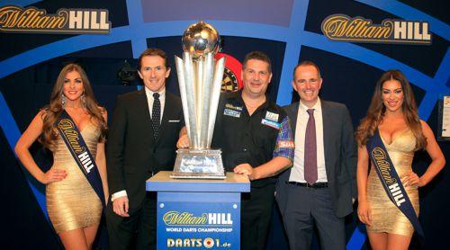 Teilnehmer der World Darts Championship