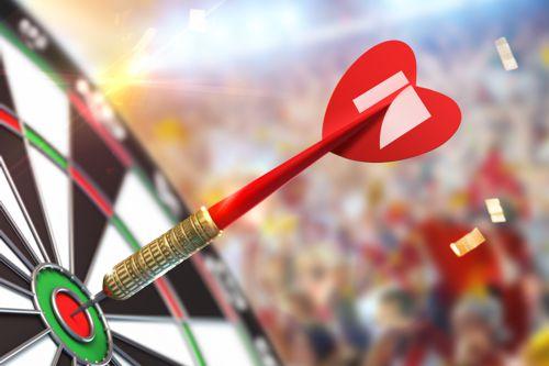 Pro7 veranstaltet die zweite Promi Darts WM