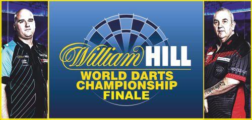 Darts WM Finale 1.1.2018