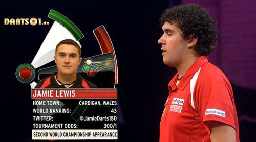 Jamie Lewis Weltmeisterschaft