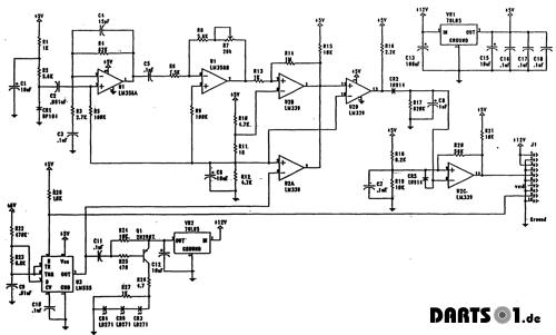 Löwen SM94 Infrarotsensor
