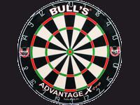 Dartscheibe Bull's Advantage