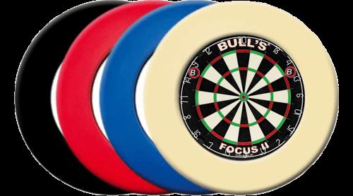Dartboard Focus II und Surround