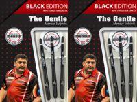 Mensur Suljovic Black Edition Darts