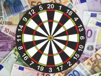 Preisgeld im Dartsport