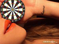 Die Sinnlichkeit des Darts