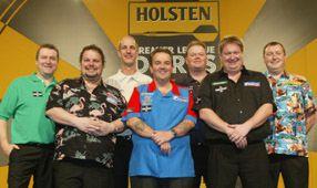 Die Holsten Premier League fand 2006 zum zweiten Mal statt