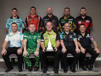 Alle Teilnehmer der Premier League Darts 2018