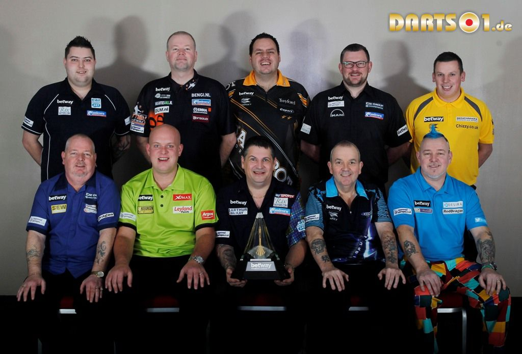 premeir league darts