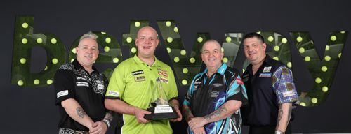 PDC Premier League Finalisten
