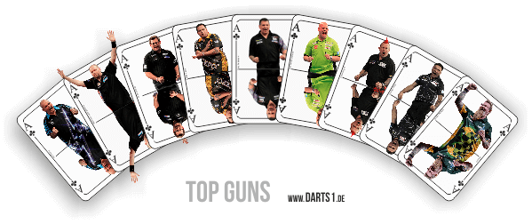 PDC Top Guns