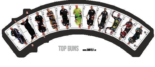 PDC Top Guns