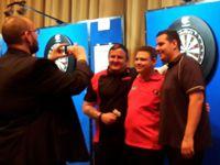 René Berndt, Nico Blum und Marvin Wehder qualifizieren sich für die Super League Darts