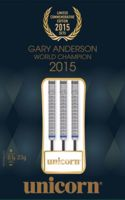 Limited Edition Gary Anderson Darts