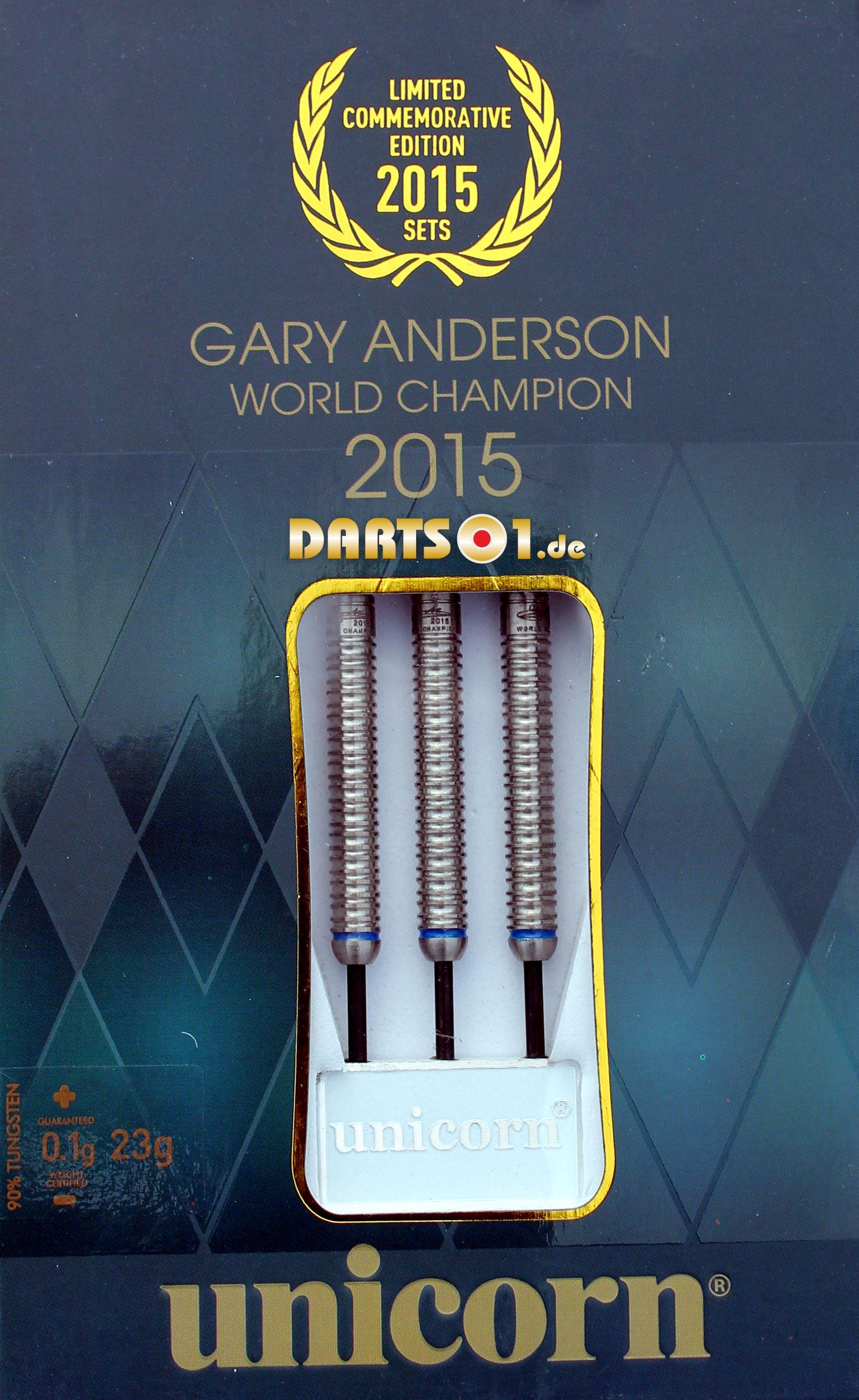 Anderson Darts