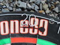 One80 stattet das Gladiator II mit dem herkömmlichen Zahlenkranz aus
