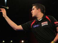 Jamie Lewis bei den UK Open