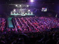 Michael van Gerwen und Gary Anderson bestreiten das Finale des PDC World Grand Prix 2016