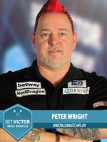 Peter Wright Matchplay Finale 2017