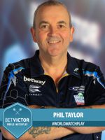 Phil Taylor World Matchplay Finale 2016