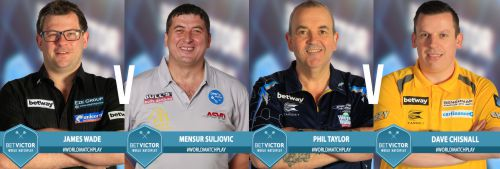World Matchplay 24.7.2015