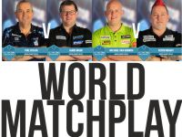 World Matchplay 25.7.2015