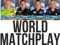 World Matchplay 23.7.2016