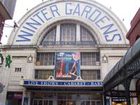 Winter Gardens in Blackpool