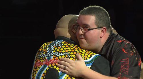Kyle Anderson besiegt Stephen Bunting in Australien