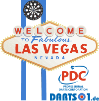 Professional Darts Corporation Las Vegas