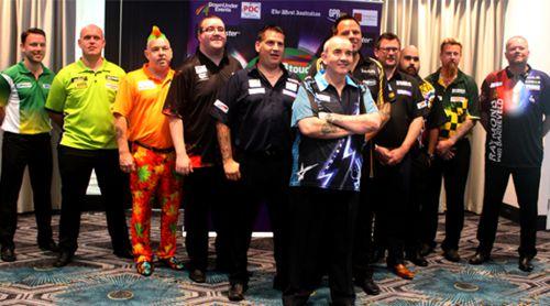 Perth Darts Masters 2015