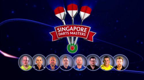 PDC Singapore Darts Masters
