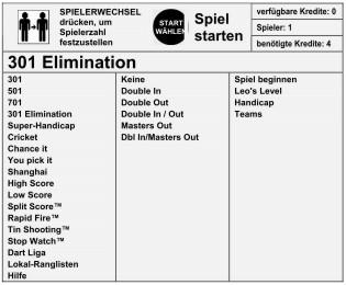 301 Elimination Regel