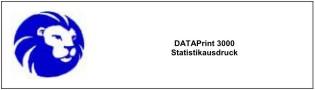 Dataprint 3000