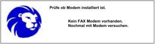 Fax-Modem