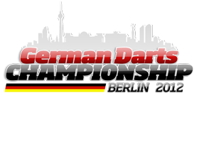 German Darts Championship Logo