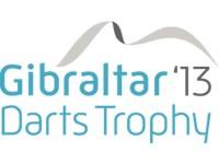 Gibraltar Darts Trophy Logo