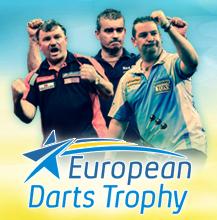 European Darts Trophy Logo