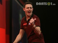 Joe Cullen Darts WM