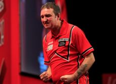 Richie Burnett Darts
