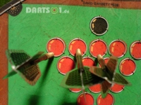 Snooker Dart