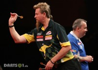 Simon Whitlock und Phil Taylor