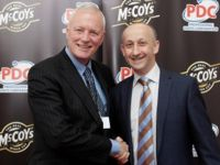 Barry Hearn und Edward Lowy